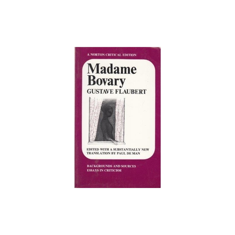 madame bovary essay example Simile and metaphor analysis for madame bovary topics: bankruptcy flaubert's madame bovary presents a social commentary on the madame bovary essay.