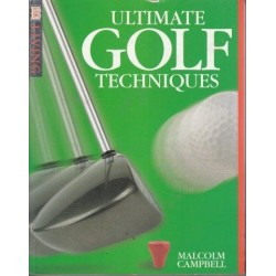 Ultimate Golf Techniques (Dk Living)