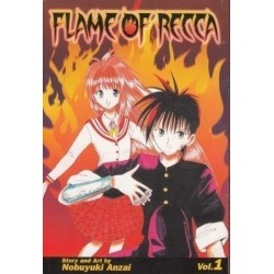 Flame Of Recca, Vol. 1