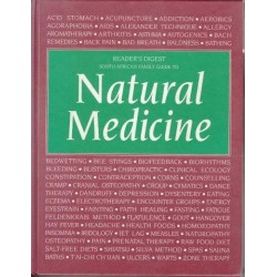 Reader's Digest South African Family Guide to Natural Medicine
