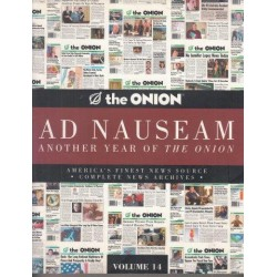 The 'Onion' Ad Nauseam: Another Year Of The 'Onion': Vol. 14