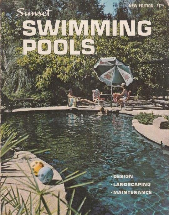 Architecture Design Swimming Pools Sunset Books