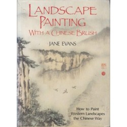 Landscape Painting With A Chinese Brush