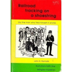 Railroad tracking on a shoestring
