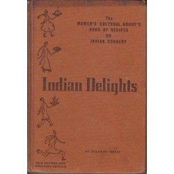 Indian Delights: Book of Recipes on Indian Cookery