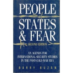People, States, and Fear: An Agenda for
