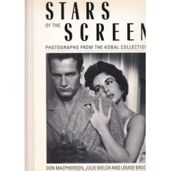 Stars Of The Screen: Photographs from The Kobal Collection