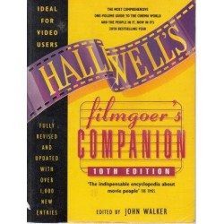 Halliwell's Filmgoer's Companion (Tenth Edition)