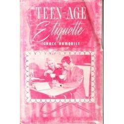 Teen-Age Etiquette