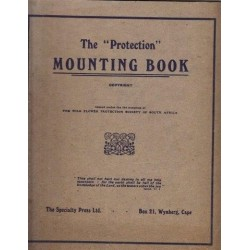 "The ""Protection"" Mounting Book"
