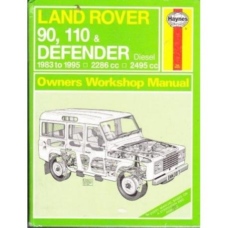 mark coombs steve rendle land rover 90 110 defender diesel rh blankbooks co za land rover 90 110 defender workshop manual pdf land rover 90 workshop manual