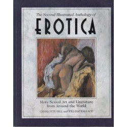 The Second Illustrated Anthology Of Erotica