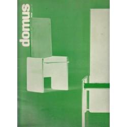 DOMUS Architettura Arredamente Arte June 1971 No 499