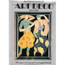 All Colour Book of Art Deco
