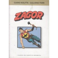 I Classici Del Fumetto di Repubblica 26: Zagor