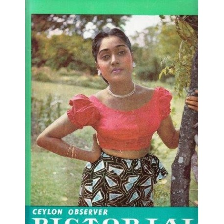 The Ceylon Observer Pictorial 1962