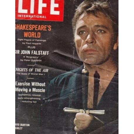 Life Magazine Volume 36 , No. 08 Shakespeare's World
