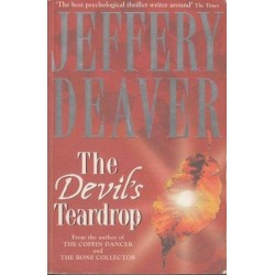 The Devil's Teardrop (Signed)