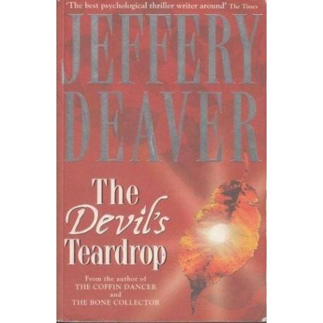 The Devil's Teardrop (Signed)
