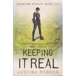 Keeping It Real (Quantum Gravity 1)