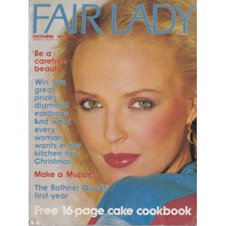 Fair Lady December 1979