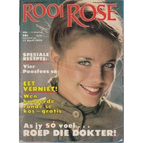 Rooi Rose 11 April 1979