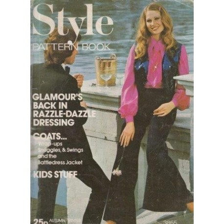 Style Pattern Book 1973
