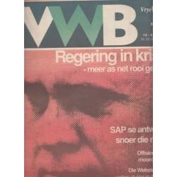 Vrye Weekblad No. 176 29 Mei-4 Junie 1992