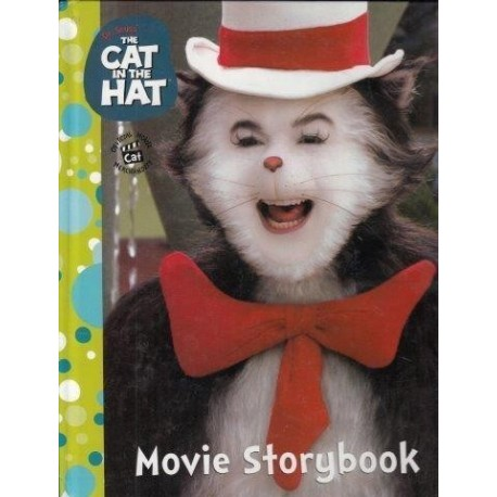 fontes justine ron fontes the cat in the hat movie storybook