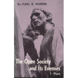 The Open Society And Its Enemies: Spell Of Plato Vol. 1