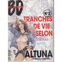 BD Playboy No 2: Tranches de Vie Selon Altuna