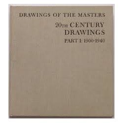 Drawings of the Masters. 20th Century Drawings, Part I: 1900 - 1940