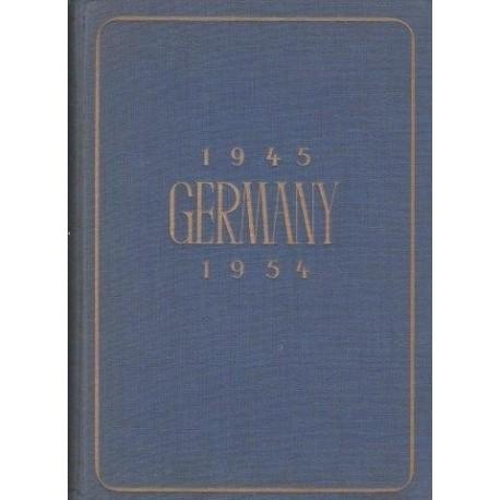 1945 Germany 1954