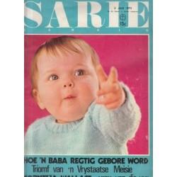 Sarie Marais 5 Julie 1972 (Jaargang 24, Nr. 1)