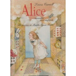 Alice racontee aux enfants (French)