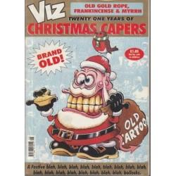 Viz Twenty One Years of Christmas Capers