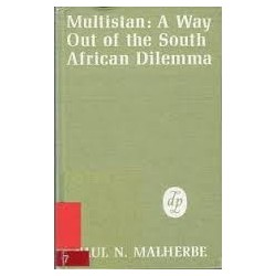 Multistan: A Way Out of the South African Dilemma