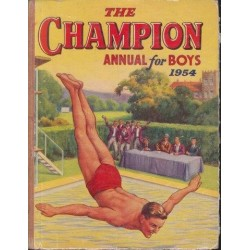 The Champion Annual for Boys 1954