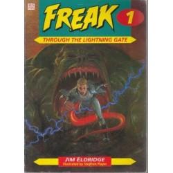 Freak 1 - Through the Lightning Gate