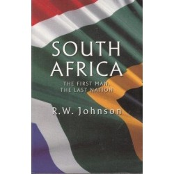 South Africa The First Man, The Last Nation (Signed Copy)