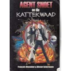 Agent Snoet en die Kattekwaad
