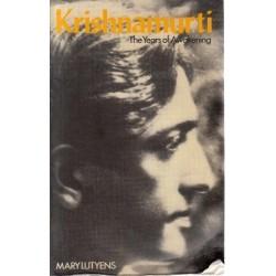 Krishnamurti: The Years of Awakening