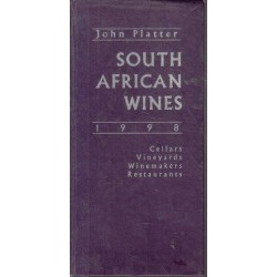 John Platter's New South African Wine Guide 1998