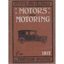 Motors and Motoring (1912)