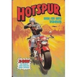 Hotspur Book for Boys 1988