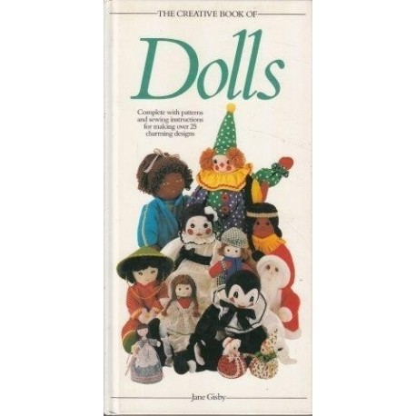 The Creative Book Of Dolls