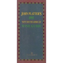 John Platter's New South African Wine Guide 1995