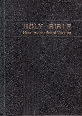 Holy Bible New International Version International Bible Society 1978 Hardcover
