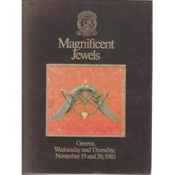 Magnificent Jewels, Geneva, Wednesday & Thursday, November 19 &  20 1980