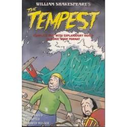 William Shakespeare's The Tempest (Comic)